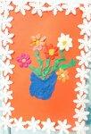 """Скурьят Егор (рук. Шевцова Светлана Геннадьевна) - """"Мамины фиалки"""""""