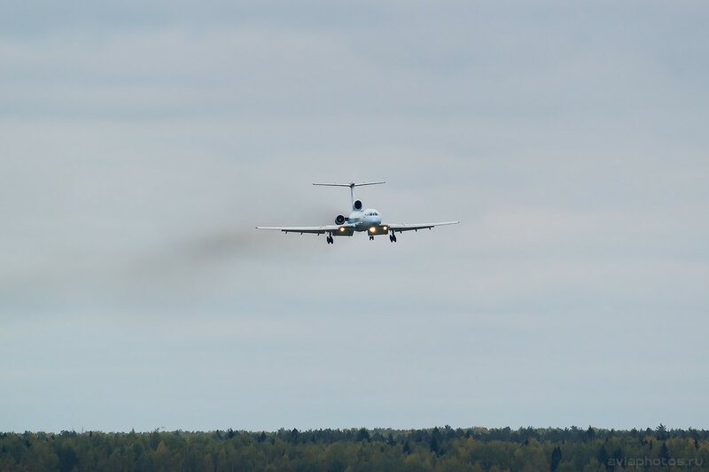 Туполев Ту-154М (RA-85684) Алроса 0373_D805687