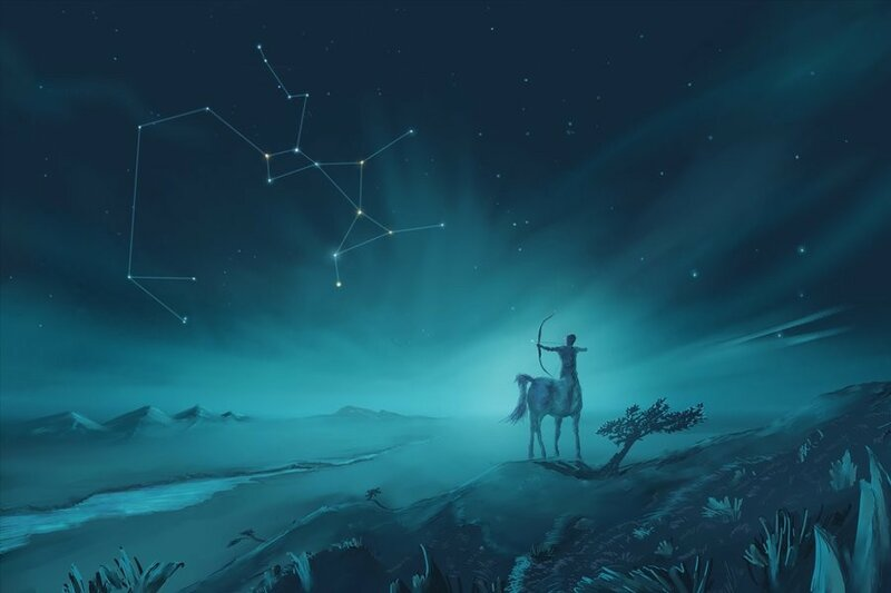 sagittarius_constellation_painting__zodiac_set__by_shootingstarlogbook-d9a86mu.jpg