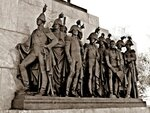 Памятник М.И. Кутузову. фрагмент_02