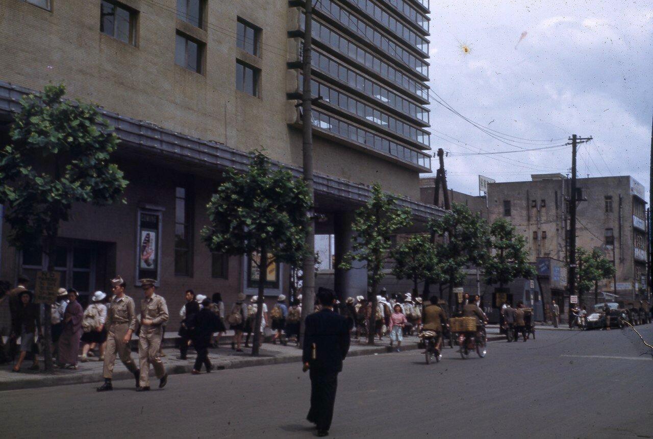 20 век в цвете. Улицы мира 70 лет назад