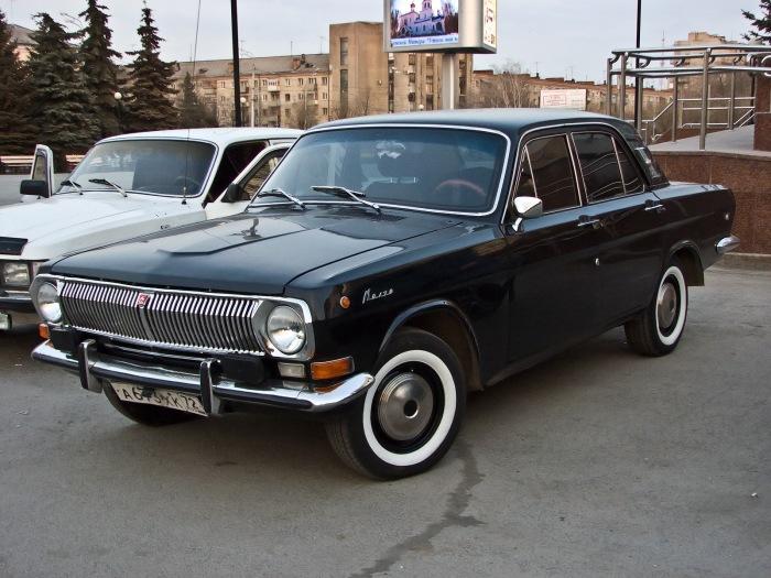 Советский тюнинг