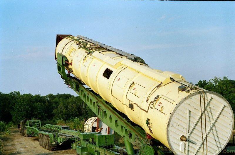 Уничтожение ракетного полка