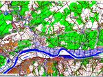 картаТарбушево-Суково-Батайки-Городище-Белопесоцкий 25 км