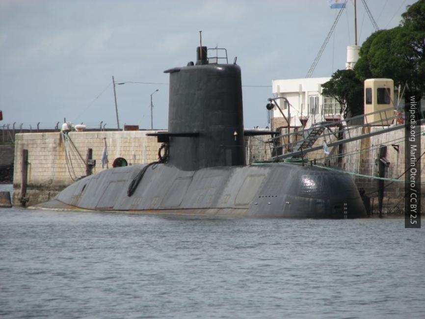 Две немецкие компании заподозрили впричастности к гибели подводной лодки «Сан Хуан»