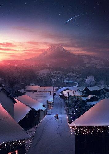 0 17cd3f d5cbb2d3 L - Вся красота в зимних картинках от 26.12.2017