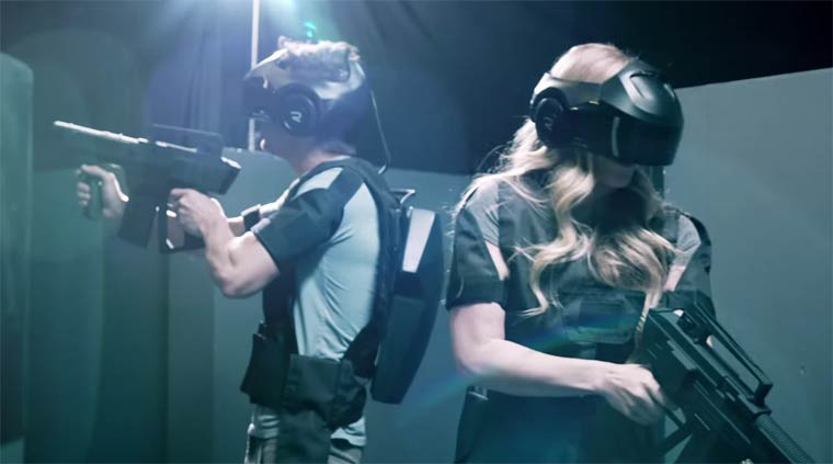 THE VOID – A really impressive theme park dedicated to virtual reality!