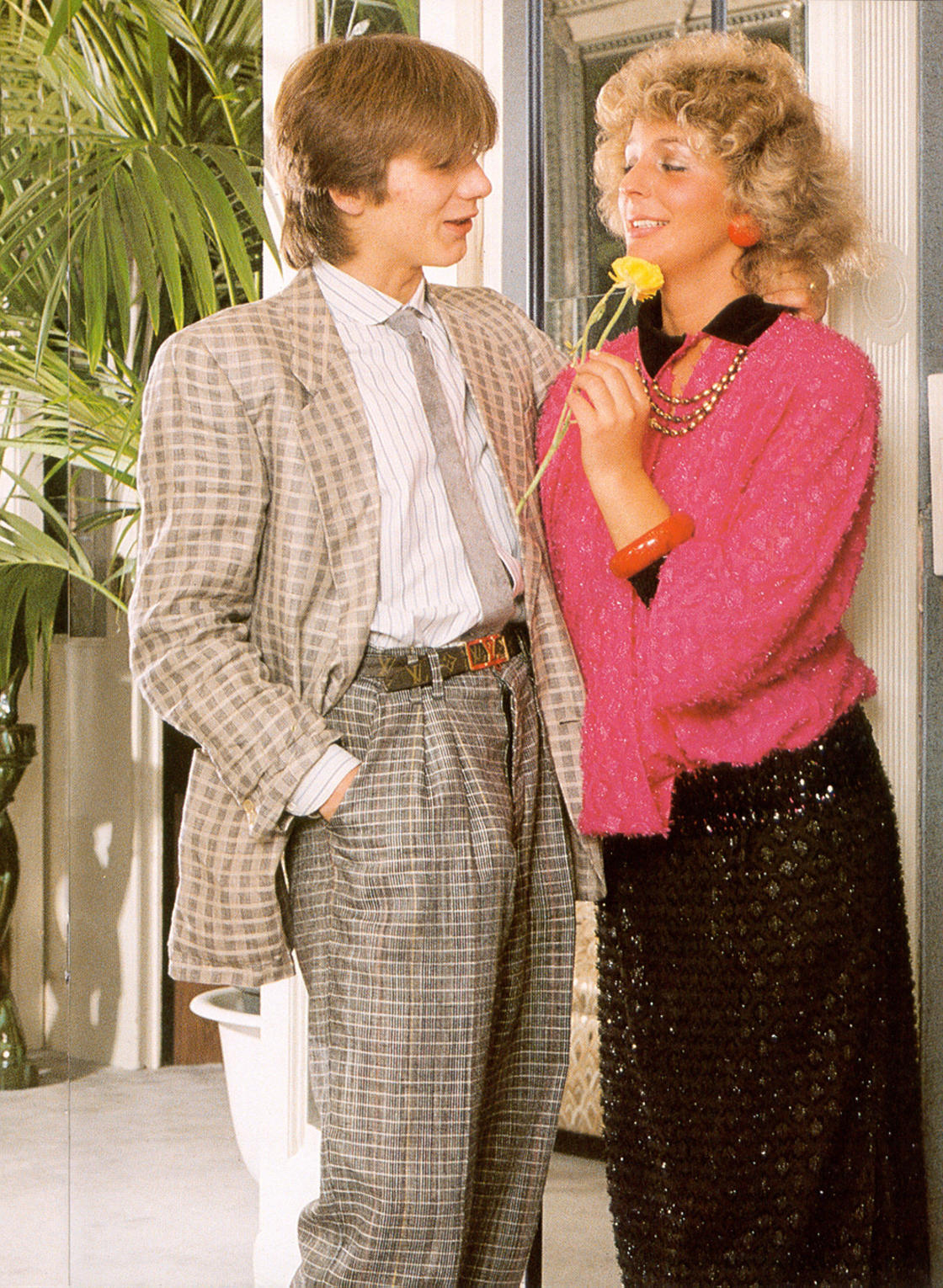 Adult Fashions – The fashion from the 80s seen through adult magazines