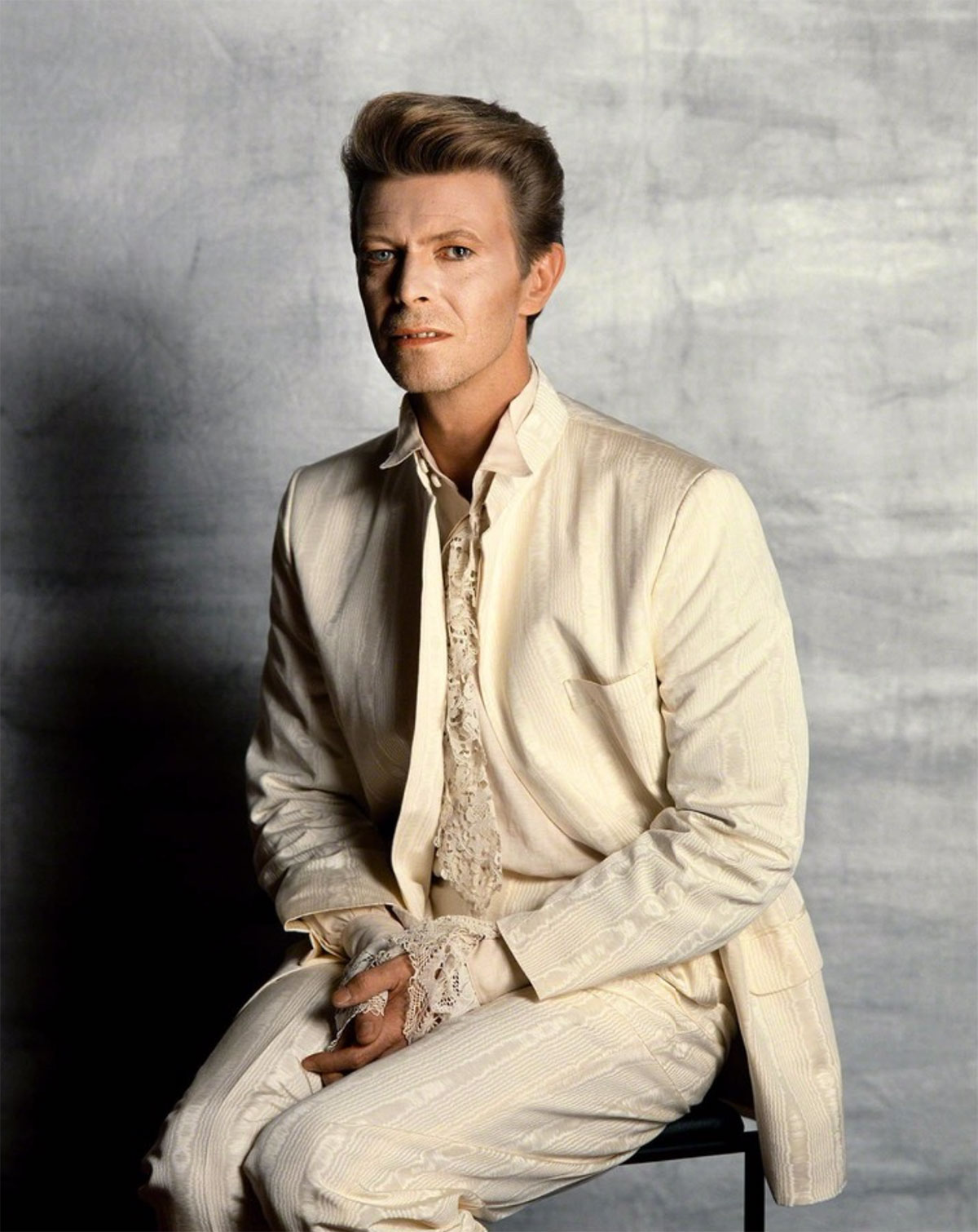 Unseen Photographs of David Bowie by Tony McGee