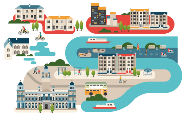 Infographic Illustrations by Jing Zhang