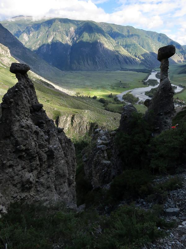 Улаганский тракт. Часть 1: долина Чулышмана