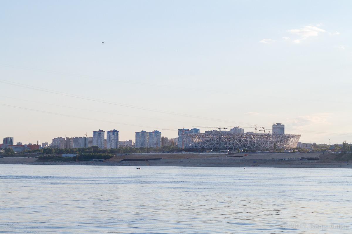 проплывая Волгоград фото 10
