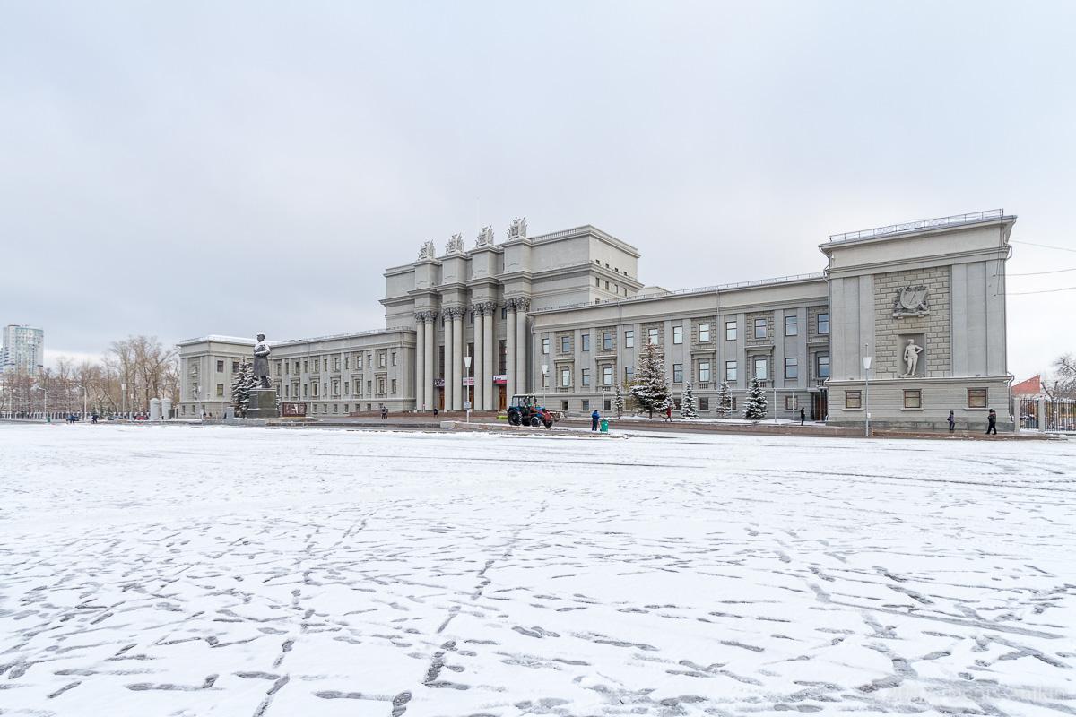 Площадь Куйбышева (Самара) фото 4