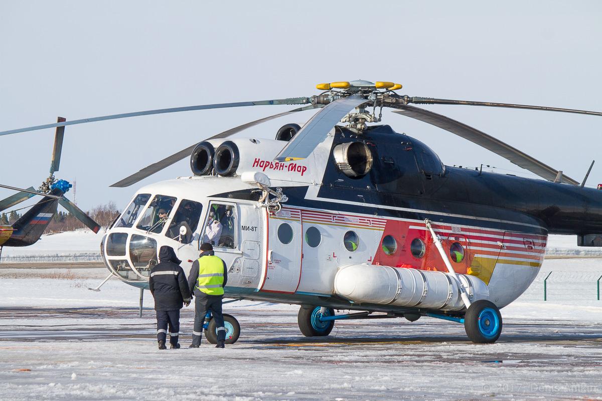 Ми-8 Нарьян-Мар фото 3