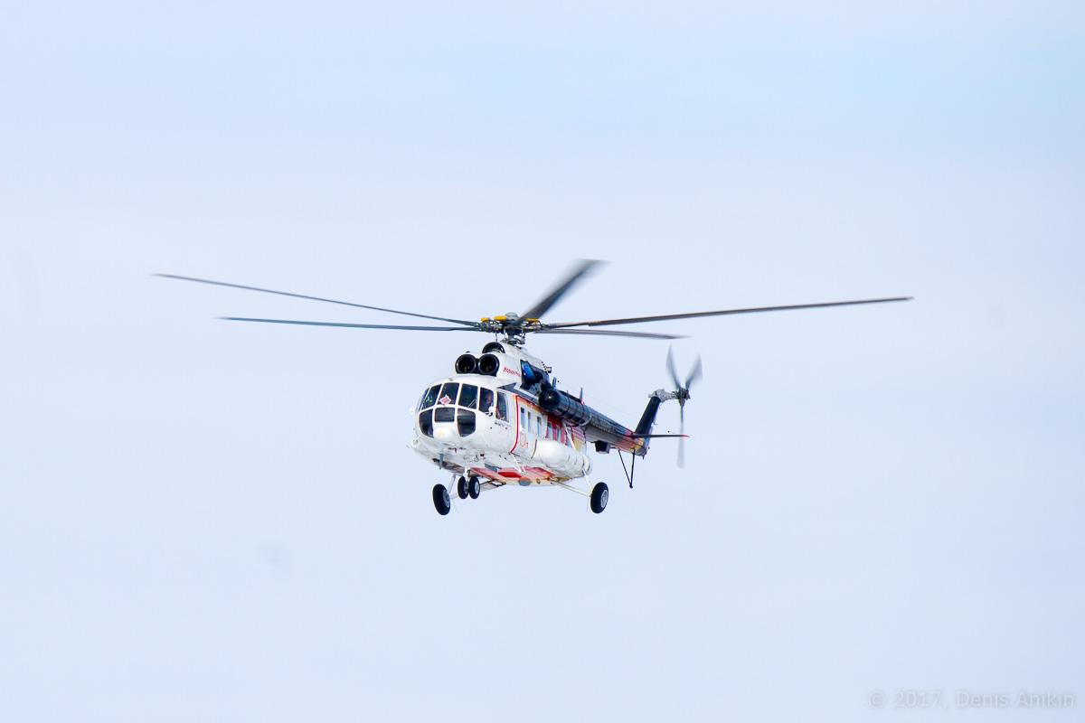 Ми-8 Нарьян-Мар фото 11