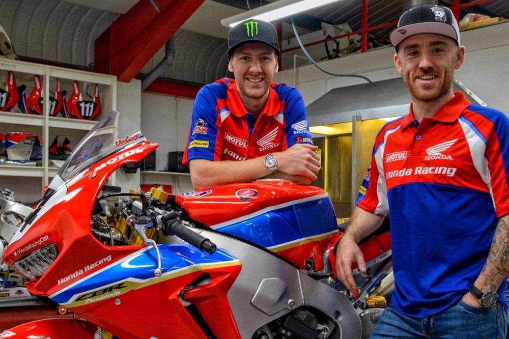 Новый состав команды Honda Road Racing 2018: Иан Хатчинсон + Ли Джонсон
