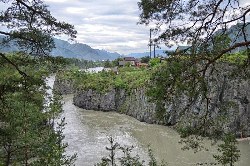 Село Чемал