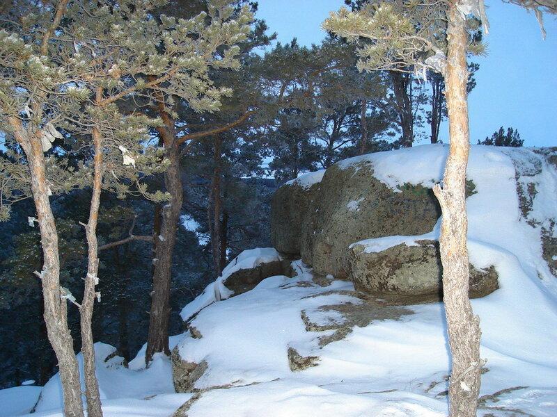 Красота зимней Зеренды. Автор- Евгения Шамрай. p02.jpg