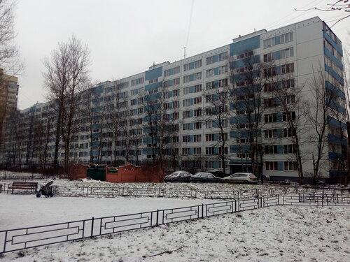ул. Евдокима Огнева 12к1