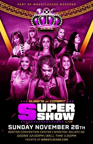 Post image of QOC Super Show