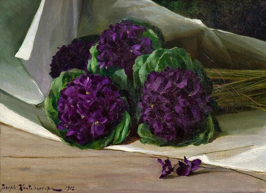 Lilac , 1912