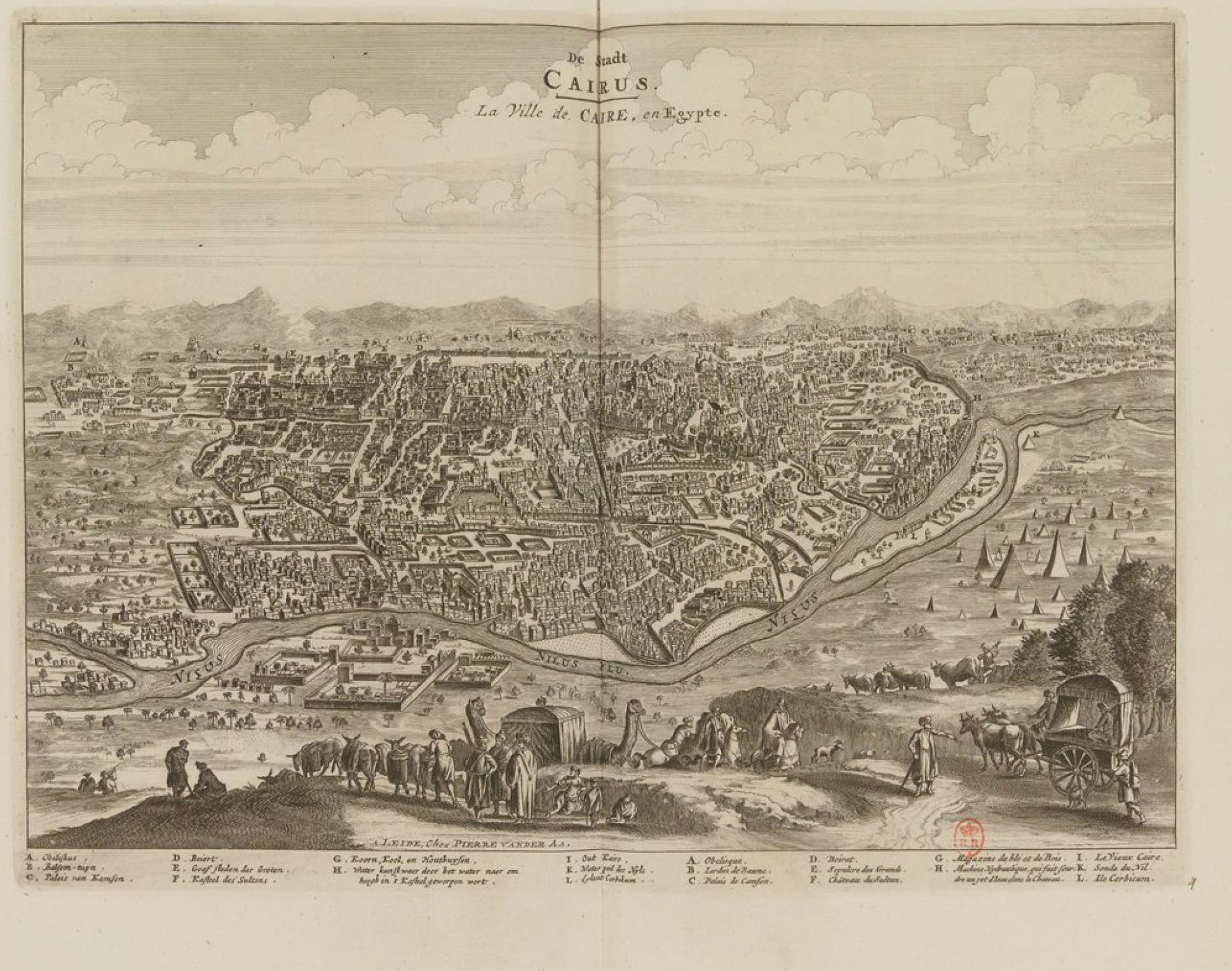 05. Карта Каира