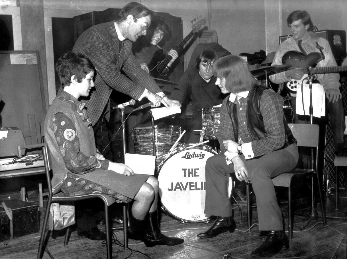 1966. «The Javelins band» и Марк Роман
