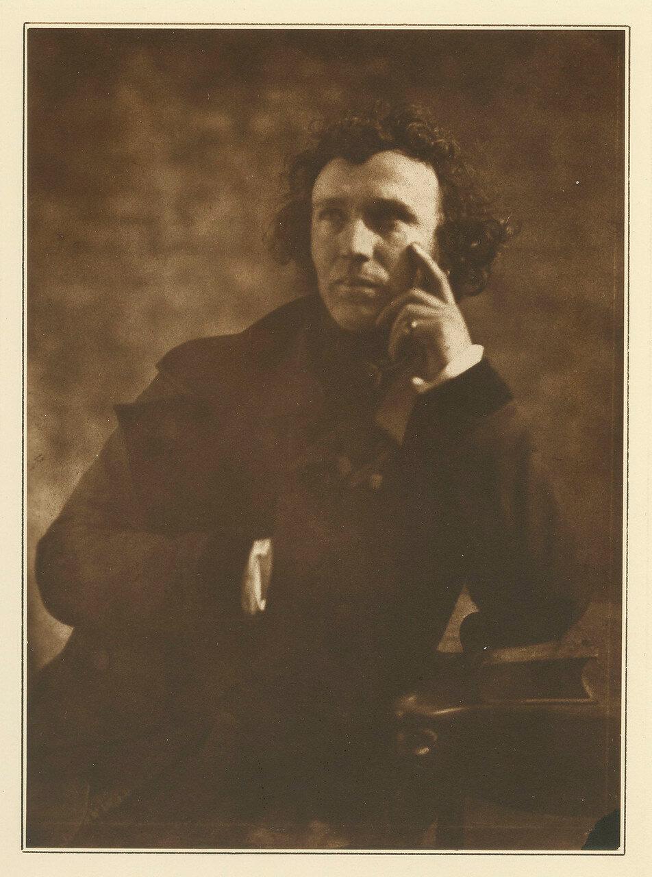 1843. Джон Роберт Стил