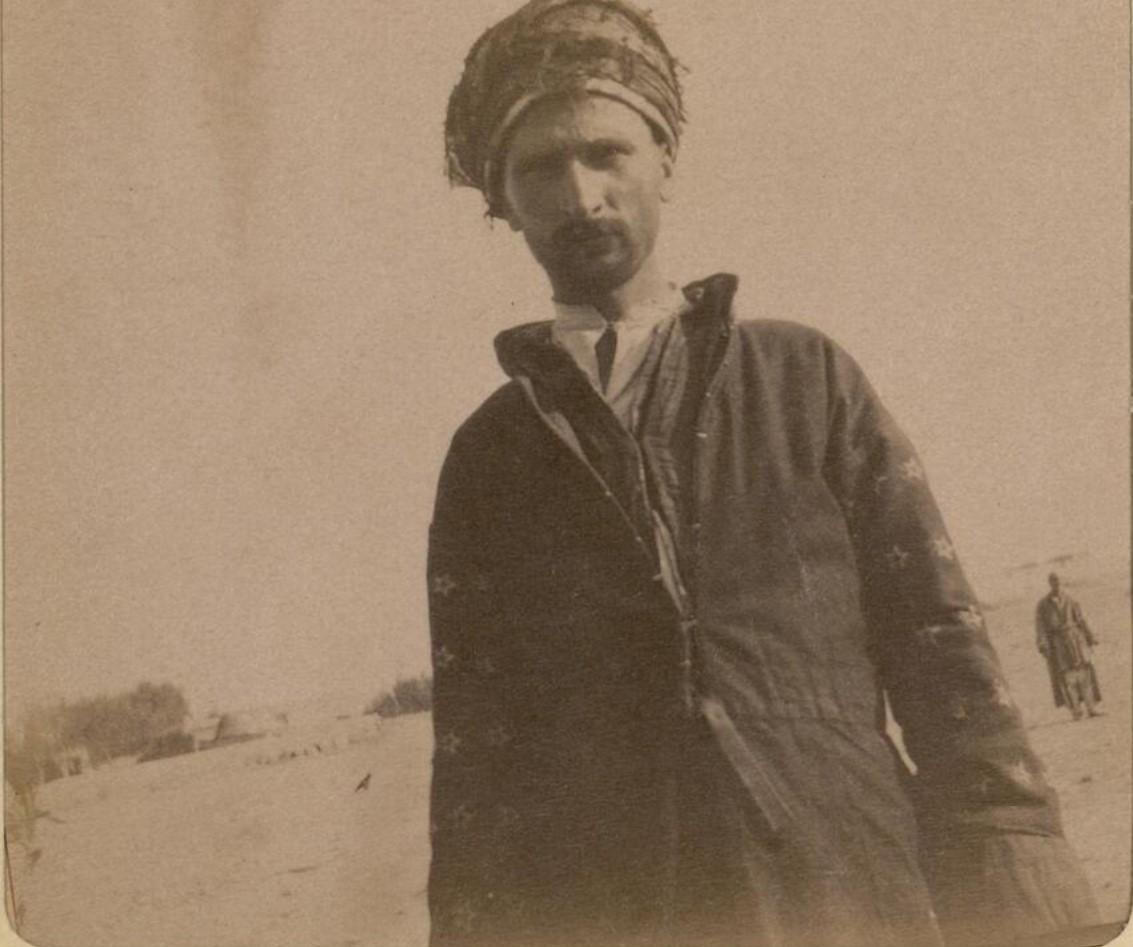 26. Окрестности Эривани. Курды
