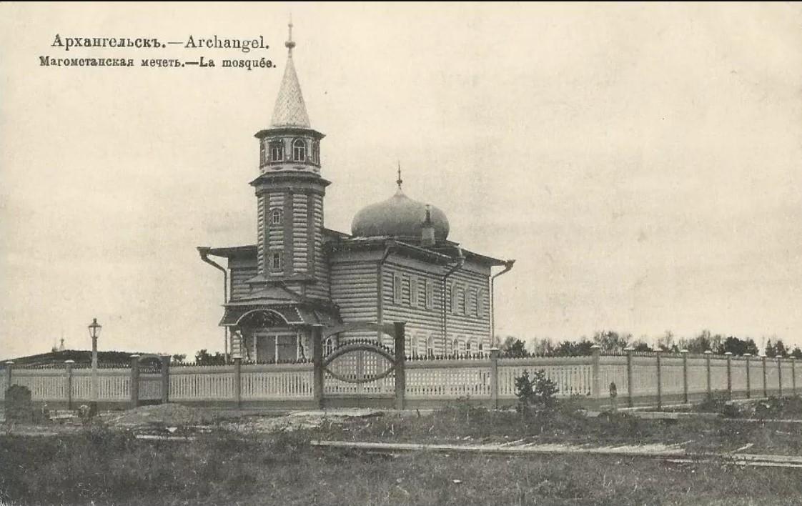 Магометанская мечеть