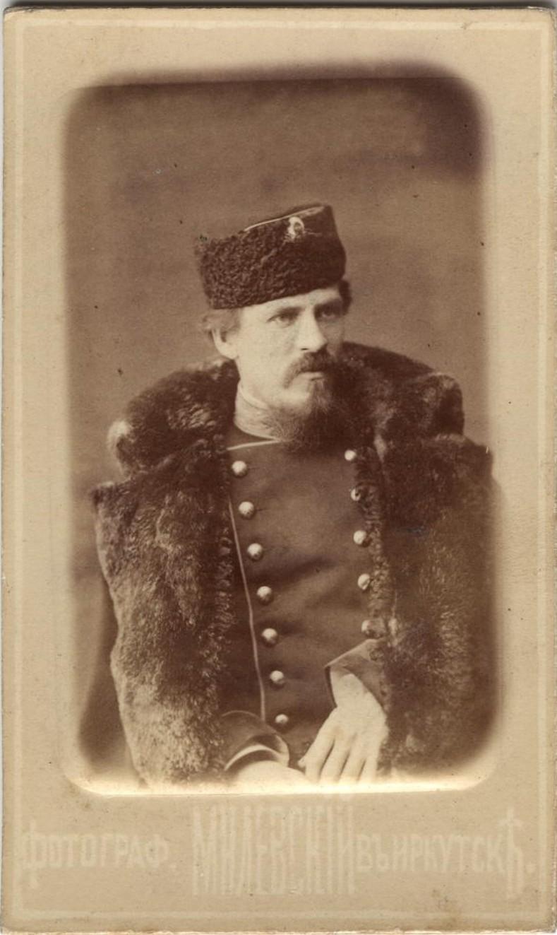 Портрет военного