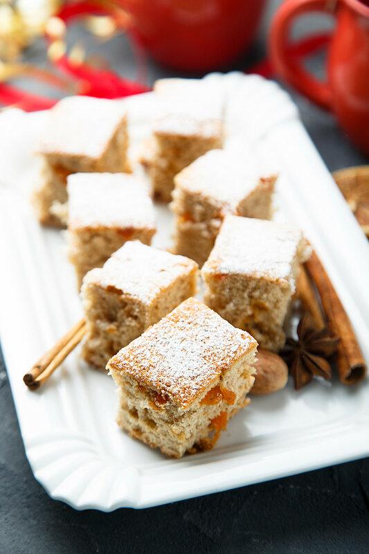 Пуншброт или Пуншевый хлеб (Punschbrot).