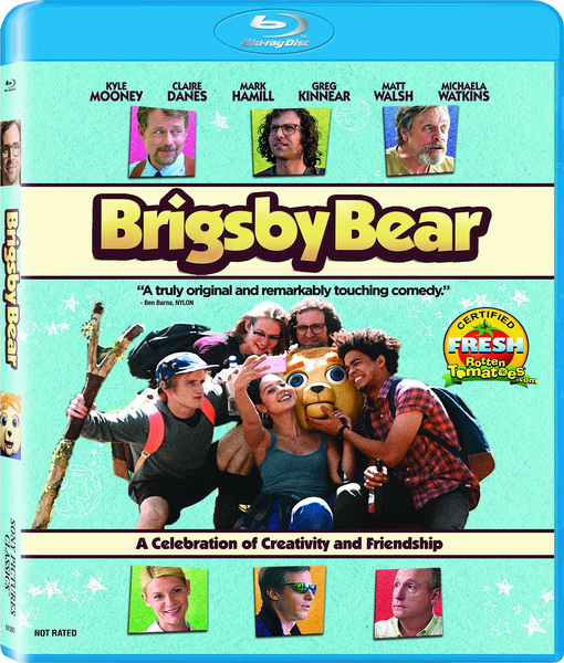 Приключения медведя Бригсби / Brigsby Bear (2017/BDRip/HDRip)