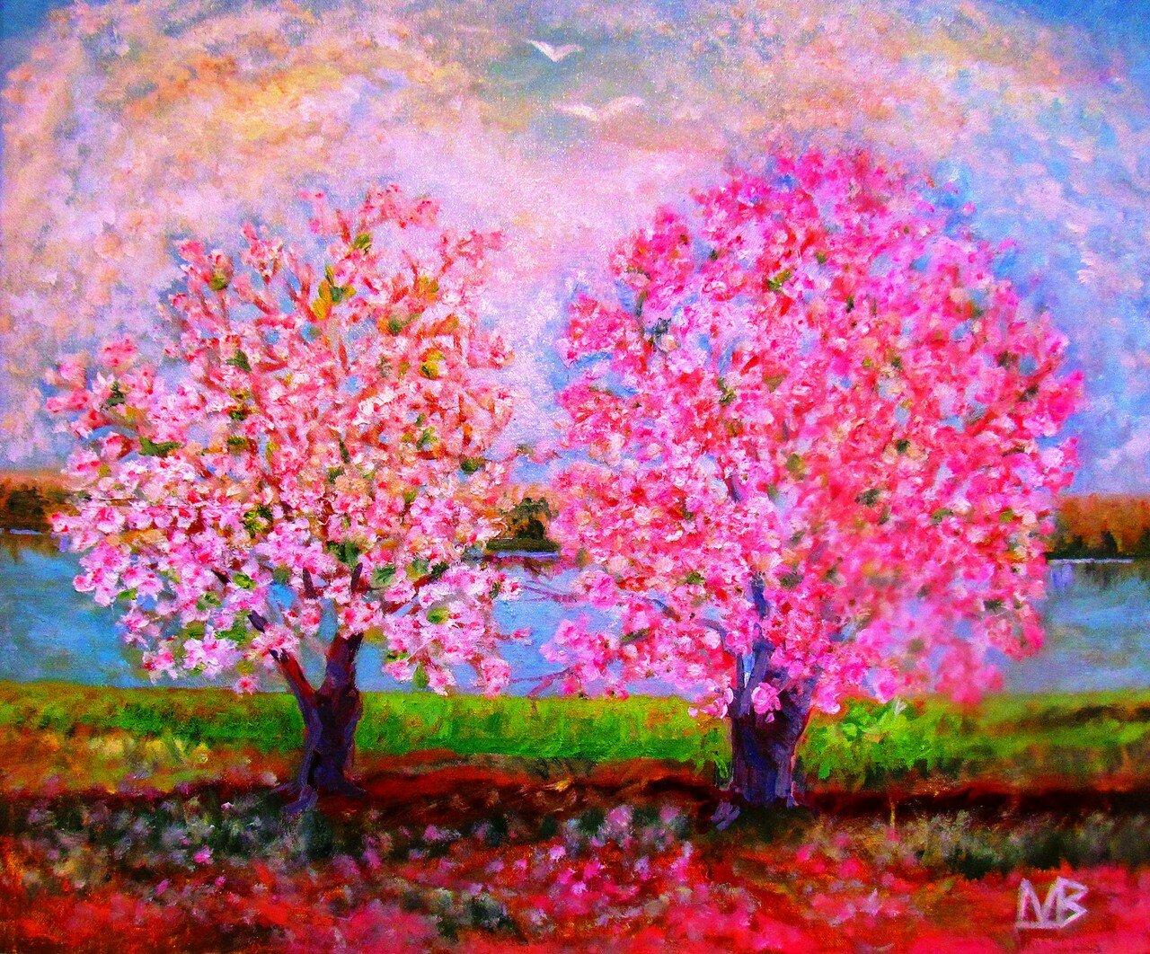 валентина маслова.яблоня в цвету - на здоровье и женское счастье.jpg
