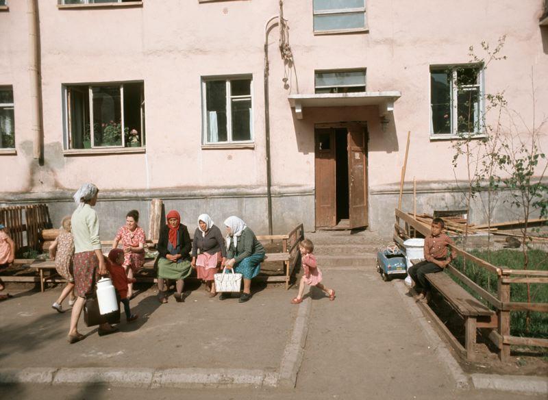 1967 Братск. Oddner, Georg (1923-2007)2.jpg