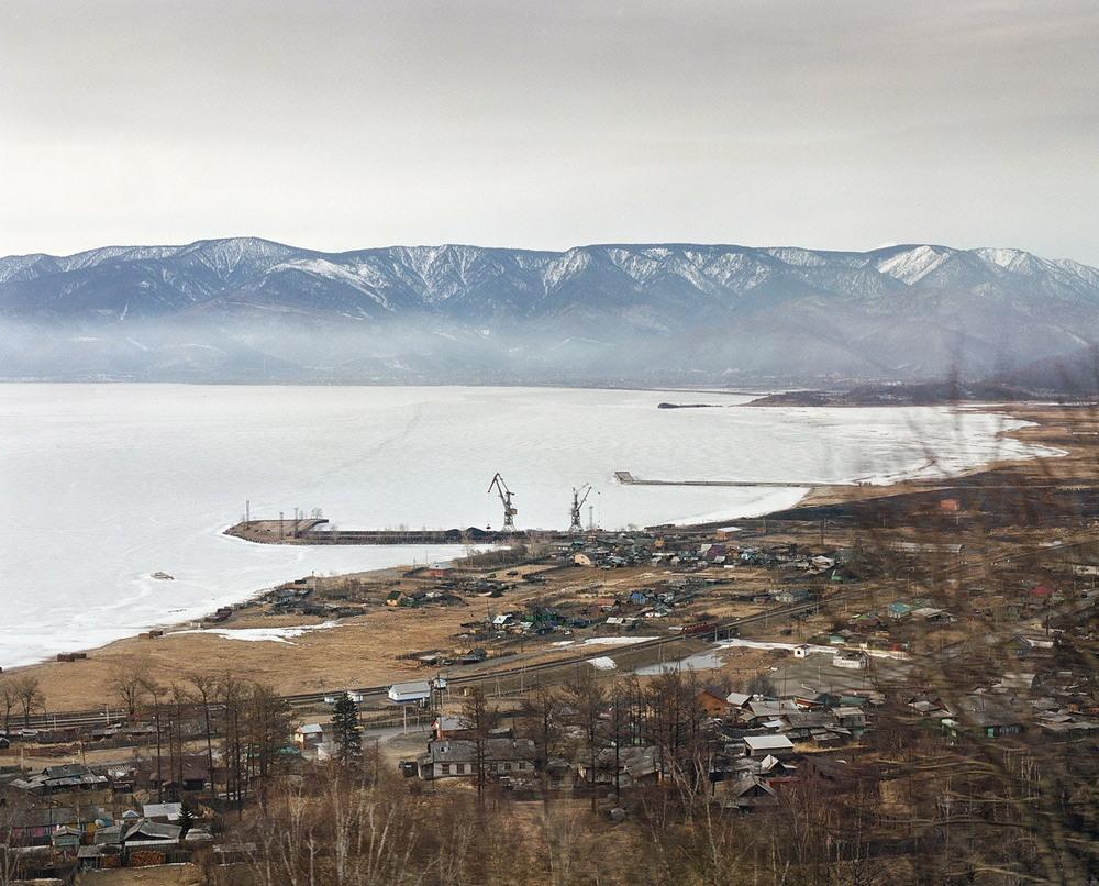 Себатьян Тиксер проехал 9288 километров от Москвы до Владивостока
