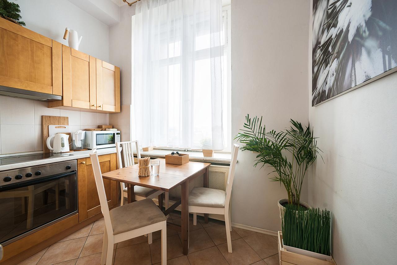 фотосъемка кухни в квартире