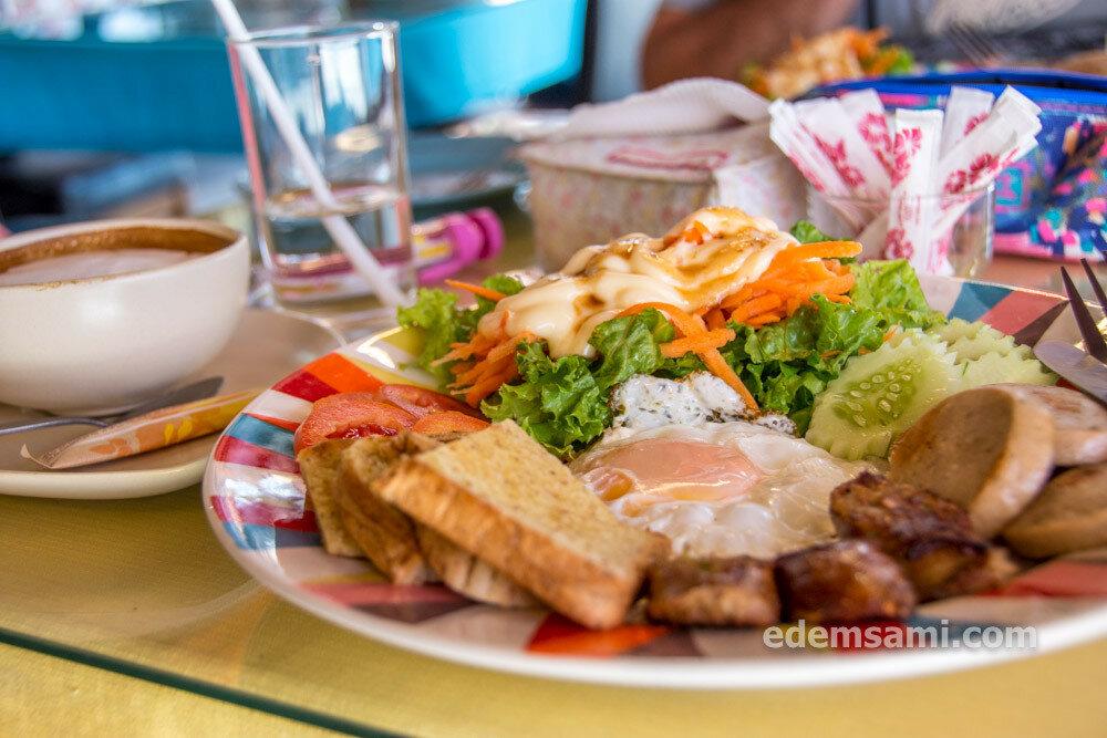 Нан – где поесть