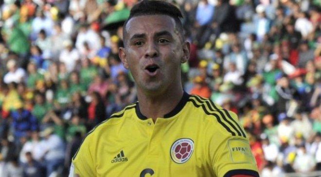 Колумбийский полузащитник Кардона может пропустить чемпионат мира внаказание зарасистский жест