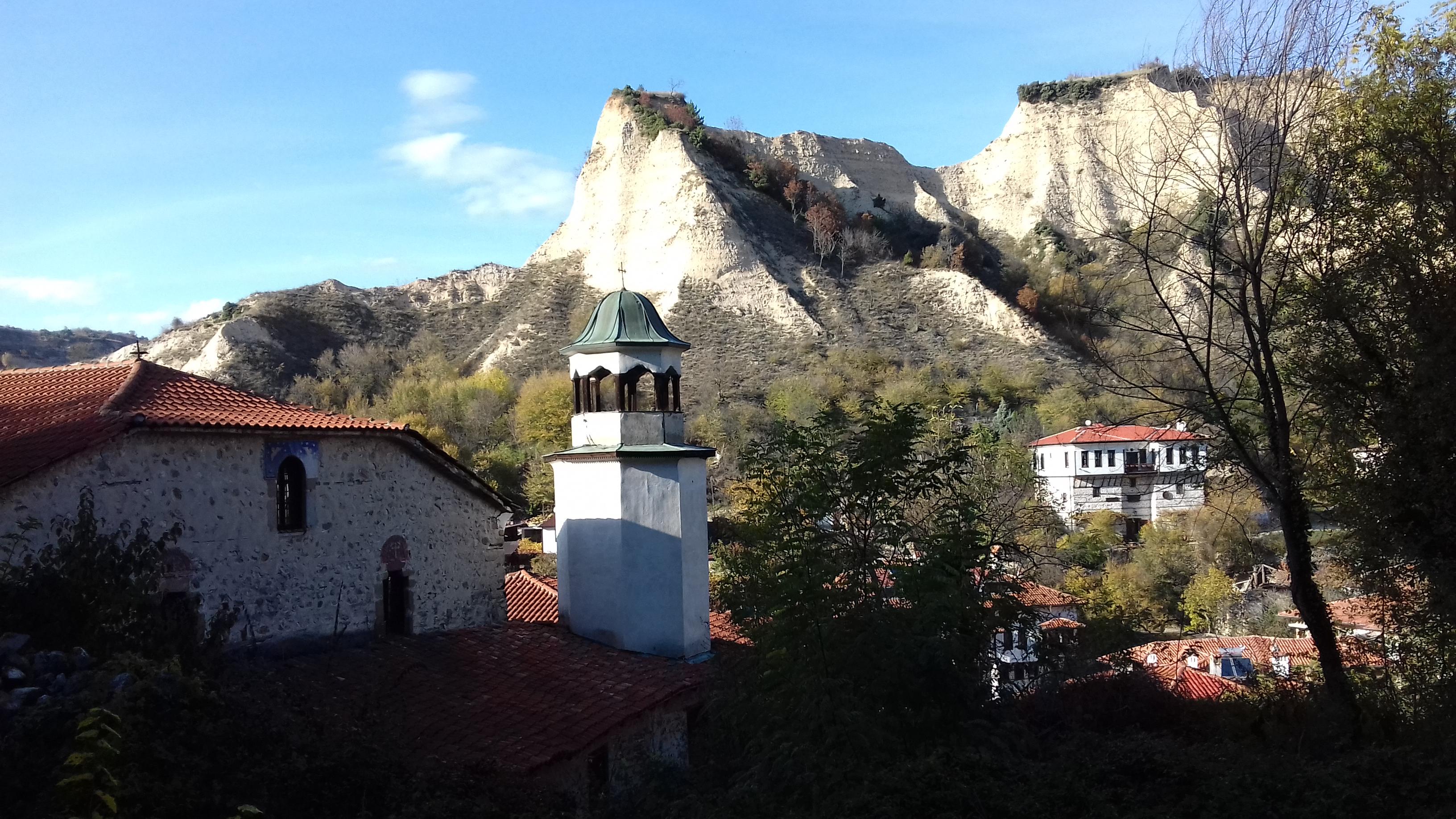 Мельник, храм св. Николая