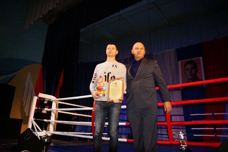 В Вольск приехали боксеры со всей страны