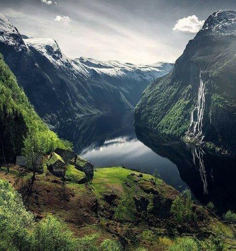 0 179a25 5e6ecc62 XL - Рай на земле - красивейшие уголки света