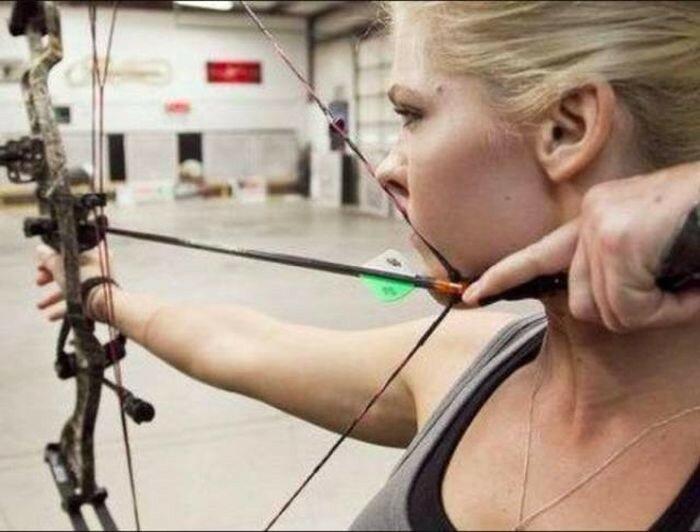 0 17aa24 f7e56551 XL - Стрельба из лука: фото девушек