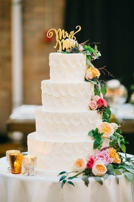0 1782cc b31165e1 XL - Каким будет ваш свадебный торт в 2018 году