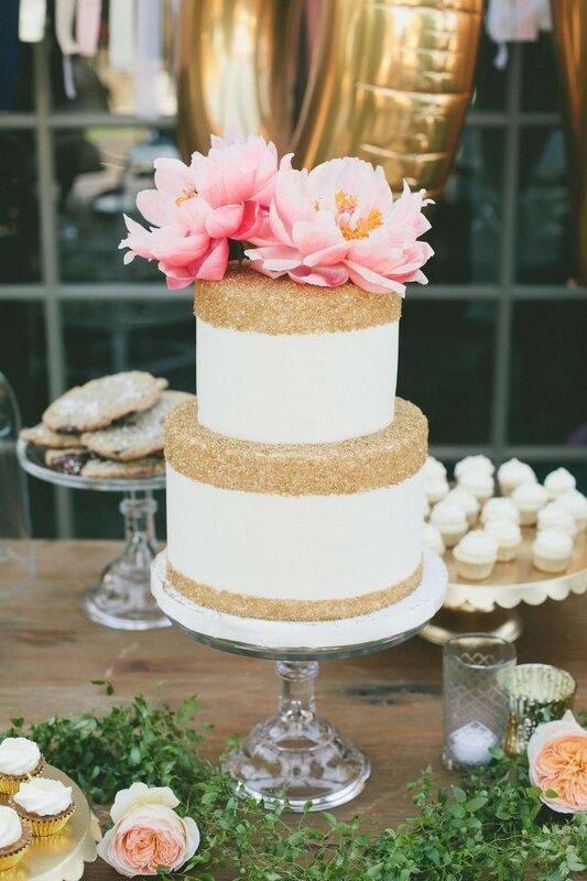 0 1782cd c483b3d2 XL - Каким будет ваш свадебный торт в 2018 году