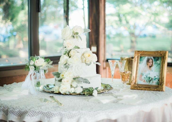 0 1782db e4bddb80 XL - Каким будет ваш свадебный торт в 2018 году