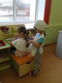 Сюжетно-ролевая игра  как средство всестороннего развития ребенка