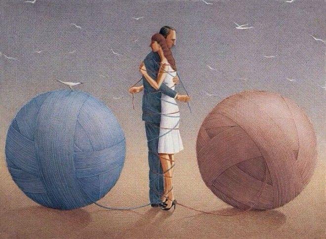 15 иллюстраций, которые заставят вас посмотреть на мир без розовых очков