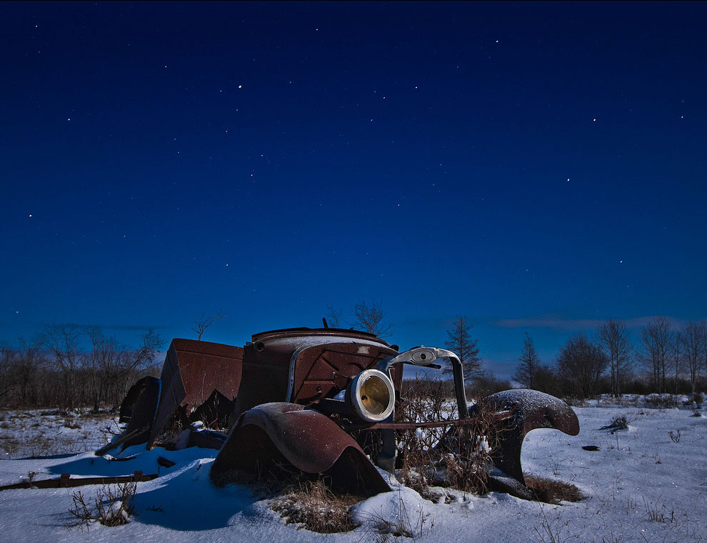 Разбитые мечты. (Фото Asmundur Porkelsson):