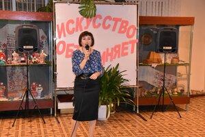 Ночь искусств в Унечском краеведческом музее